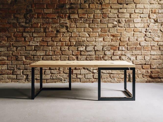 stolik kawowy drewniany kwiczol