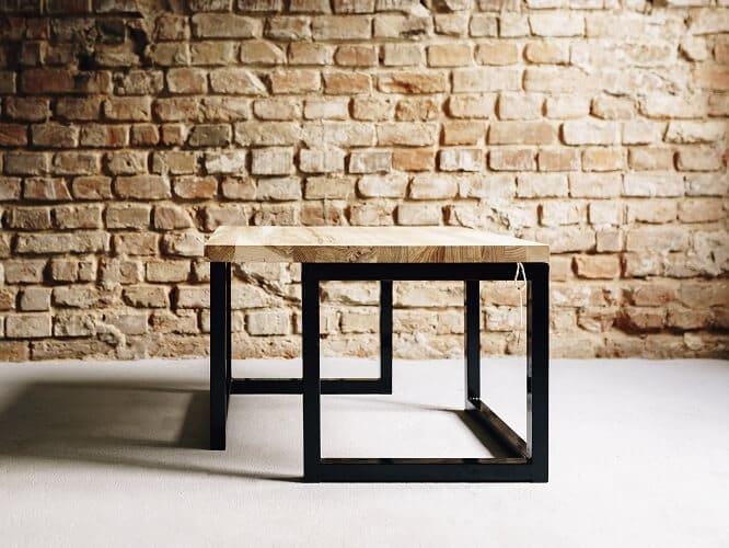 stolik kawowy drewniany lelek