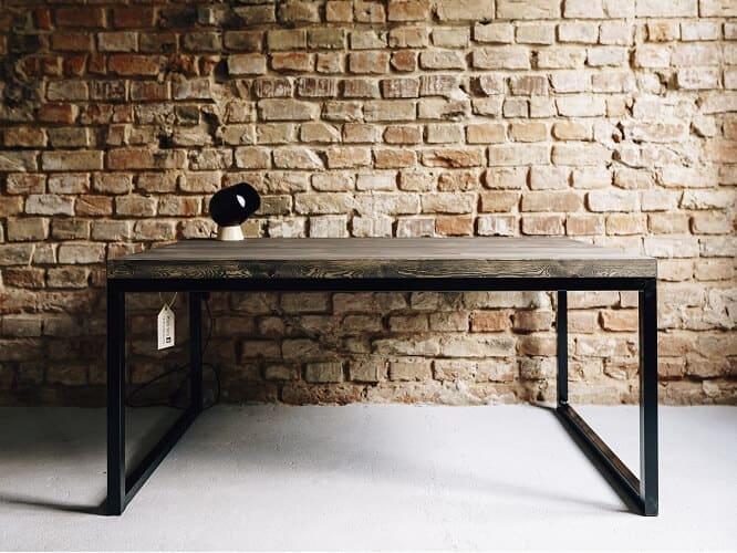 stolik kawowy drewniany puchacz